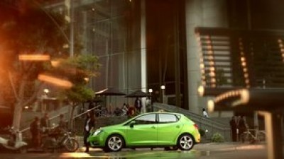 SEAT New Ibiza 2012 TV Edit