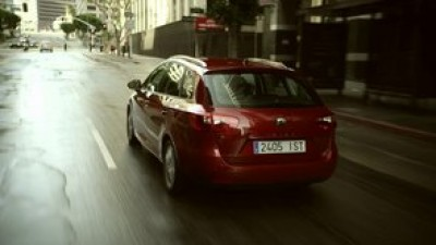 SEAT New Ibiza 2012 Extended Cut