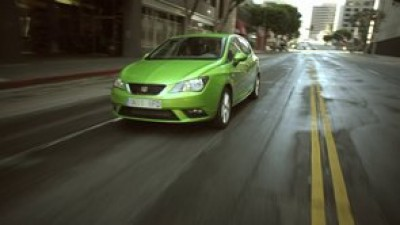 SEAT New Ibiza 2012 Product Launch