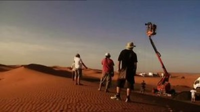 Shooting the Exeo ST in Morocco